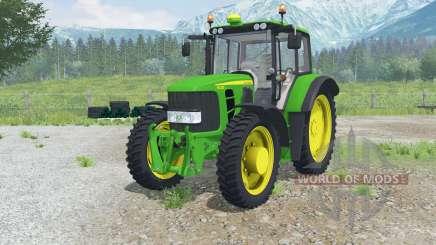 John Deere 64ろ0 pour Farming Simulator 2013