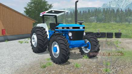 Ford 7630 für Farming Simulator 2013