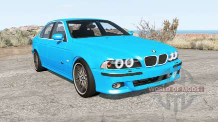 BMW M5 (E39) 2001 für BeamNG Drive