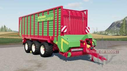 Strautmann Tera-Vitesse CFS 5201 DꝌ für Farming Simulator 2017