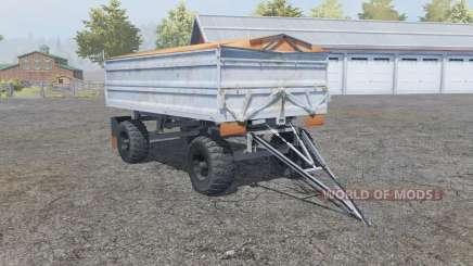 Fortschritt HW ৪0 für Farming Simulator 2013