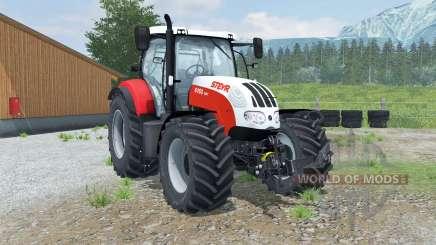 Steyr 6160 CVT für Farming Simulator 2013