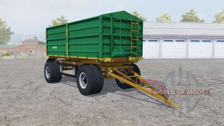Fuhrmann 2A2SK FF 18.000 für Farming Simulator 2013
