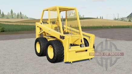 Massey Ferguson 711 für Farming Simulator 2017
