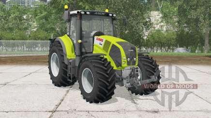 Claas 850 Axioᵰ für Farming Simulator 2015
