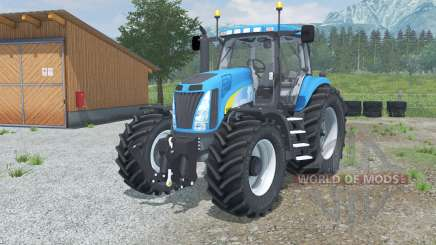 New Holland T80Ձ0 pour Farming Simulator 2013