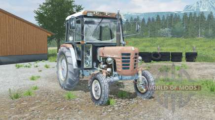 Ursus C-ꝝ011 pour Farming Simulator 2013