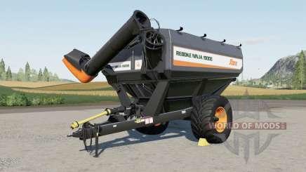 Stara Reboke Ninja 19000 für Farming Simulator 2017