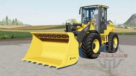 John Deere 524Ƙ für Farming Simulator 2017