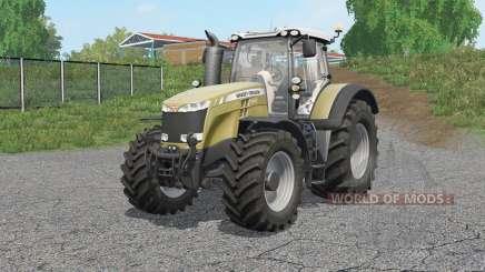 Massey Ferguson 8727〡8732〡87ӡ7 für Farming Simulator 2017