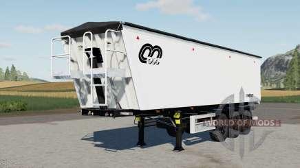 Menci SA 850 Ɽ für Farming Simulator 2017