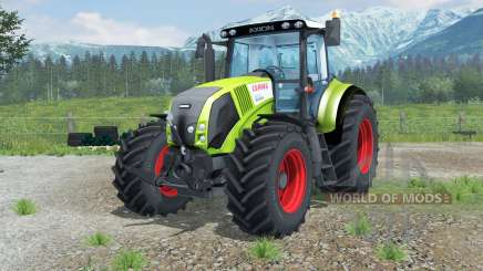 Claas Axion 8Ձ0 für Farming Simulator 2013