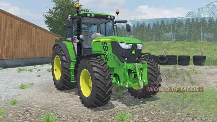 John Deere 6150Ɱ pour Farming Simulator 2013