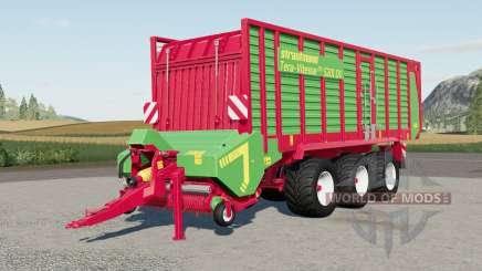 Strautmann Tera-Vitesse CFS 5201 DO bugfix für Farming Simulator 2017