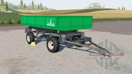 Autosan D-Ꝝ7 für Farming Simulator 2017