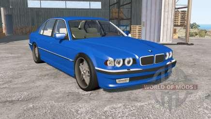 BMW 750iL (E38) 1998 für BeamNG Drive