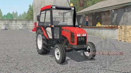 Zetor 63Ձ0 pour Farming Simulator 2017