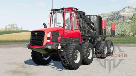 Komatsu 895 für Farming Simulator 2017
