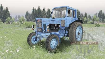 MTZ-80 Belarus für Spin Tires