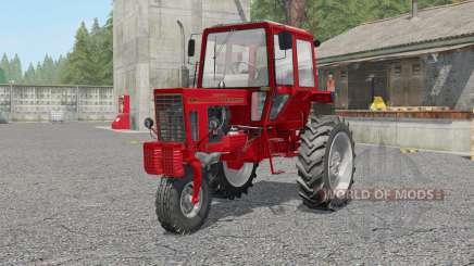 MTZ-80 Беларуȼ für Farming Simulator 2017
