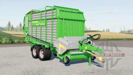 Strautmann Zelon CFS 2501 DꝌ für Farming Simulator 2017