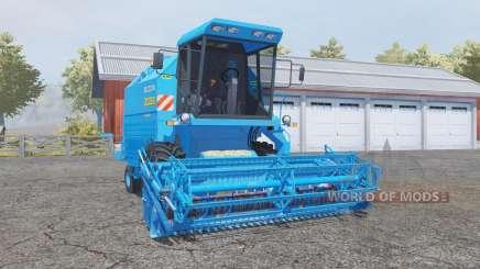 Bizon Rekord Z05৪ für Farming Simulator 2013
