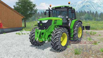John Deere 6150Ꙧ pour Farming Simulator 2013