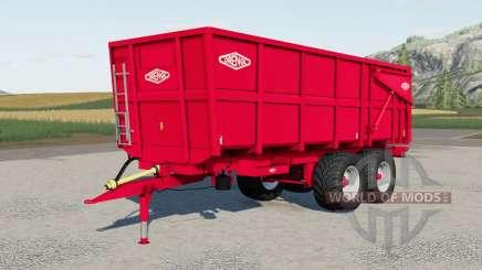 Orenge ORⱮ 160 pour Farming Simulator 2017