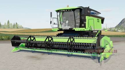 Deutz-Fahr 6095 HTꞨ pour Farming Simulator 2017