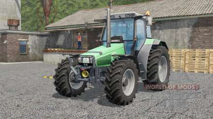 Deutz-Fahr Agro Star 6.3৪ pour Farming Simulator 2017