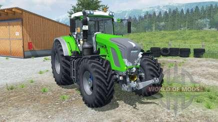 Fendt 936 Variɵ pour Farming Simulator 2013