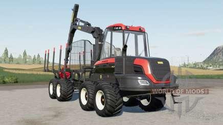 Ponsse Buffalø pour Farming Simulator 2017
