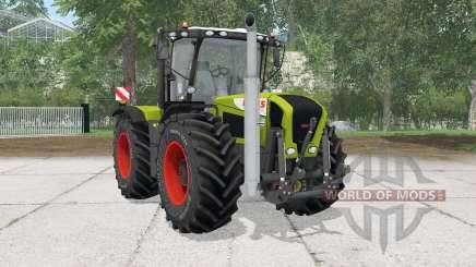 Claas Xerion 3800 Trac VꞒ pour Farming Simulator 2015