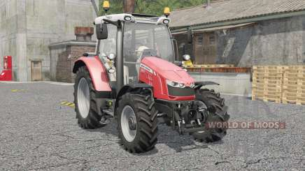 Massey Ferguson 5610 & 561ვ für Farming Simulator 2017