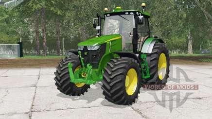 John Deere 7310Ɍ für Farming Simulator 2015