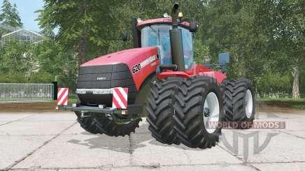 Case IH Steiger 6Ձ0 pour Farming Simulator 2015