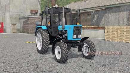 MTZ-82.1 Беларуꞇ für Farming Simulator 2017