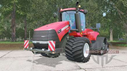 Case IH Steiger 620 halftrack für Farming Simulator 2015