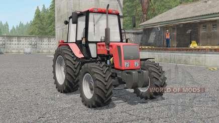 MTZ-826 Беларуƈ pour Farming Simulator 2017