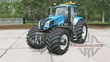 New Holland T8.ӡ20 pour Farming Simulator 2015