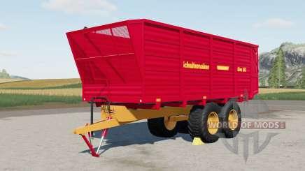 Schuitemaker Siwa 180 pour Farming Simulator 2017