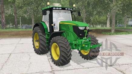 John Deere 6210Ɍ für Farming Simulator 2015