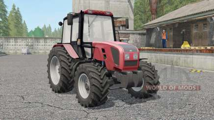 MTZ-1220.3 Беларуƈ für Farming Simulator 2017