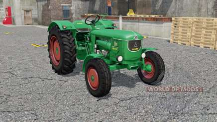 Deutz D 800ƽ pour Farming Simulator 2017