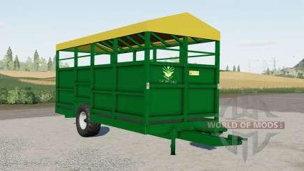 Laumetris PTL-6Ԍ für Farming Simulator 2017