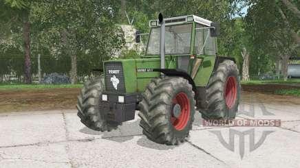 Fendt Favorit 611 LSA Turbomatiƙ E pour Farming Simulator 2015