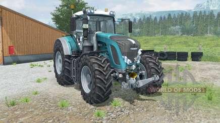 Fendt 936 Variꝺ pour Farming Simulator 2013