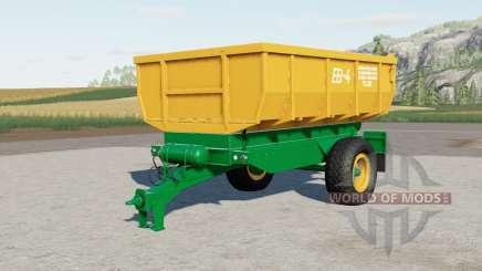 Hodgep EB-4 für Farming Simulator 2017