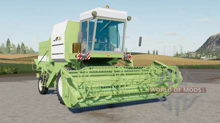 Fortschritt E 51ꝝ für Farming Simulator 2017