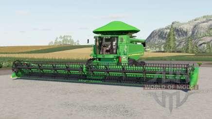 John Deere 50&60 series STS für Farming Simulator 2017